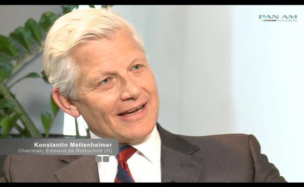 Konstantin Mettenheimer, Leiter Edmond de Rothschild Deutschland