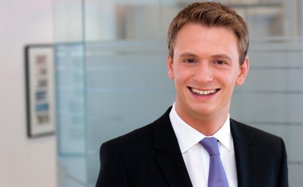 Tobias Spies, Rentenchef bei der Huber, Reuss & Kollegen Vermögensverwaltung
