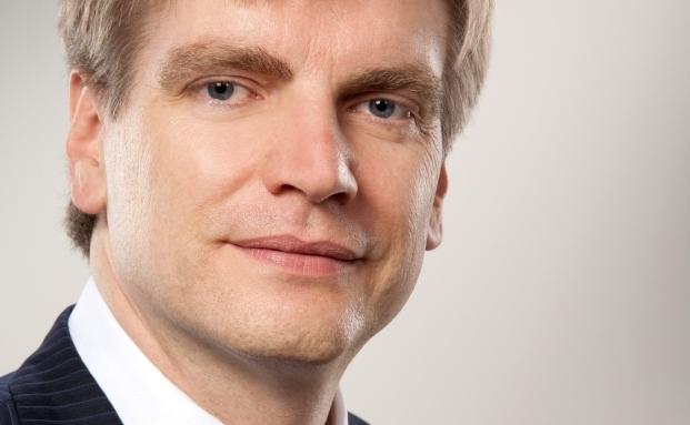 Heiko Schlag, Vorstandsvorsitzender der Bank Julius Bär Europe