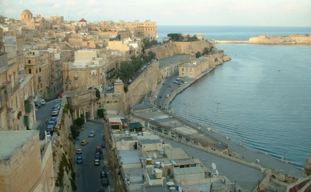 Malte mit seiner Hauptstadte Valetta ist einer der bevorzugten Steueroasen wohlhabender Afrikaner|© Queryzo / Wikimedia