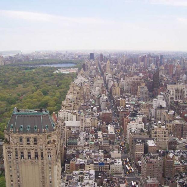 Die meisten Milliardäre kommen aus New York|© Foto: Sabine Groth