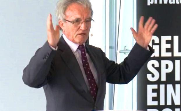 Vortrags-Video private banking kongress 2014: Horst Teltschik: So hätte man den Ukraine-Konflikt schon gelöst