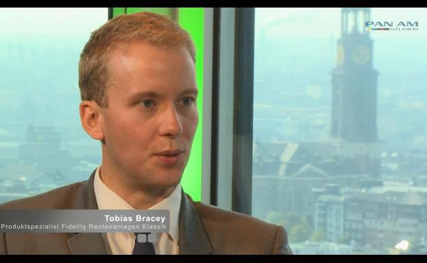 Tobias Bracey, Produktspezialist bei Fidelity Worldwide Investment