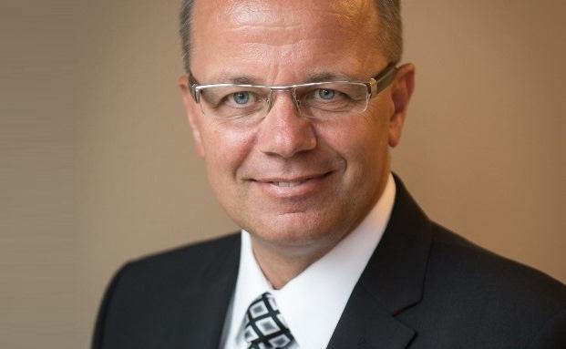 Sven Nykamp ist Niederlassungsleiter der Bank Julius Bär in Hamburg
