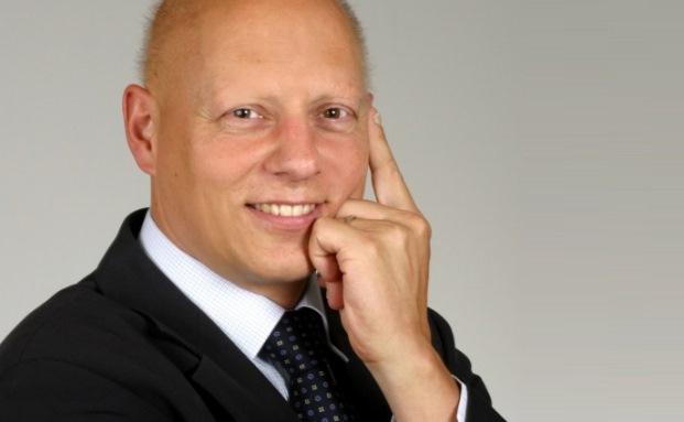 Tobias Christen ist Vorstandsvorsitzender der Schweizer Firma Secure Safe