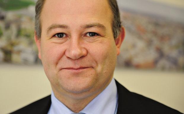 John Wilkinson ist Geschäftsführer der irischen Immobiliengesellschaft Greenman Investments