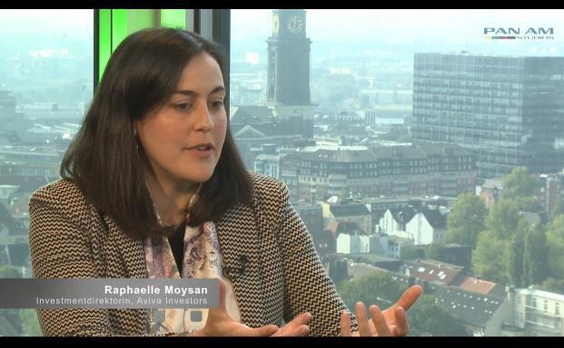 Raphaelle Moysan, Investmentdirektorin Aviva Investors