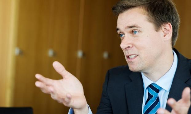 Andreas Leckelt ist Geschäftsführer bei Laransa Private Wealth Management
