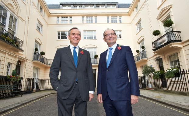 Giuseppe Ciucci (links) und Adam Fleming gehen künftig gemeinsame Wege