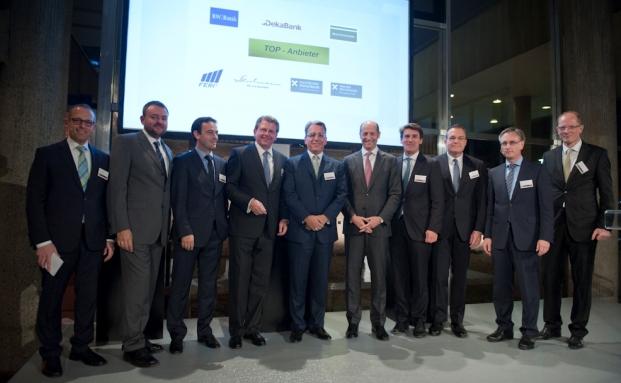 Die vom Fuchsbriefe Verlag ermittelten Top-Anbieter im deutschsprachigen Private Banking wurden gestern in Berlin gekürt