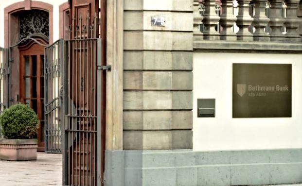 Bethmann-Zentrale in Frankfurt: Man ist auf der Suche nach Personal für die Standorte Mannheim und Hannover