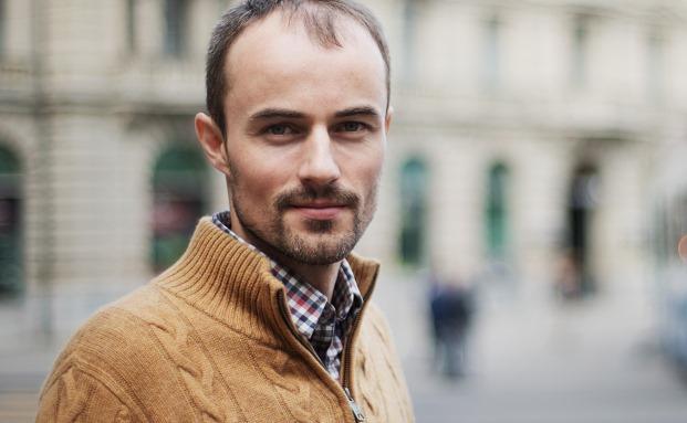 Felix Niederer ist Gründer der auf ETFs basierenden Online-Vermögensverwaltung Truewealth aus der Schweiz