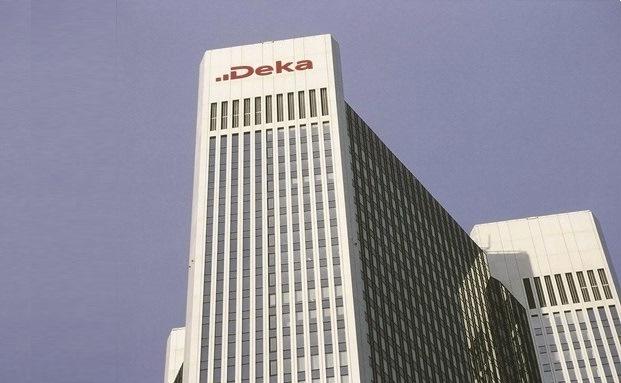 Dekabank-Zentrale in Frankfurt, das sogenannte Trianon-Gebäude
