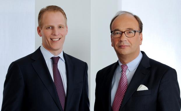 Carsten Kröhl und Wilhelm-Christian Helkenberg von der Personalberatung Heads|© Susanne Hesping Photo