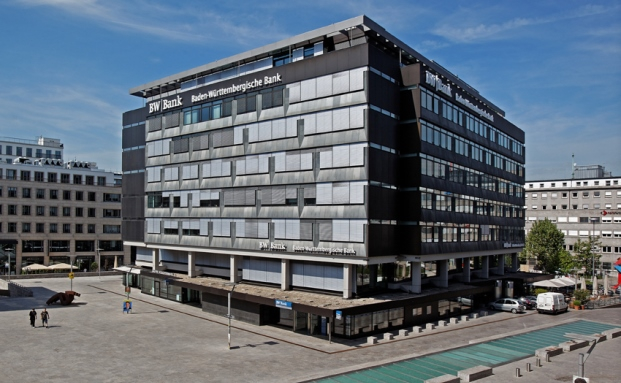 Nicht für die Hauptzentral in Stuttgart, aber die BW-Bank sucht Personal: Derzeit einen Fachberater im Private Banking
