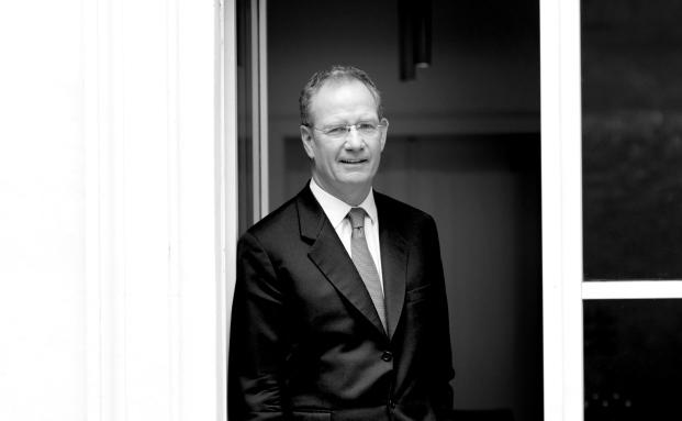 Frank Lippitt, Vorstand der österreichischen Bank Gutmann