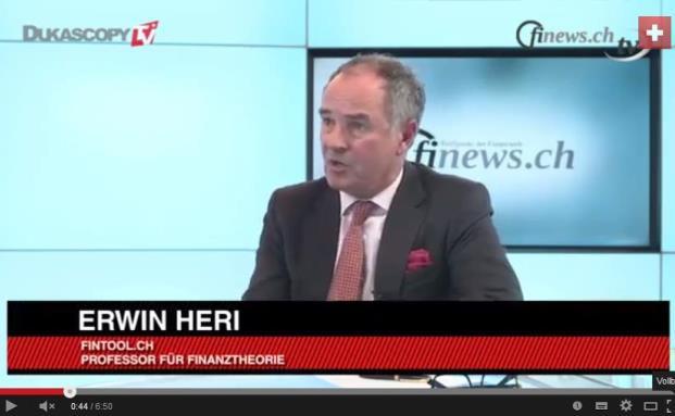 Der Finanzprofessor Erwin Heri über schlechte Anreizstrukturen bei den Großbanken