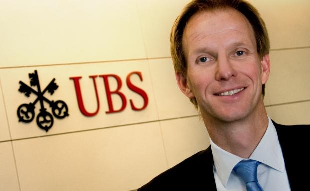 Andreas Przewloka ist Hauptverantwortlicher für das Cetus-Projekt innerhalb der UBS