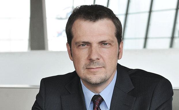 Holger Bachmann, Leiter Wertpapiergeschäft der BMW Bank