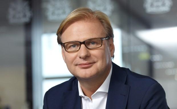 Achim Küssner, Geschäftsführer von Schroder Investment Management in Deutschland