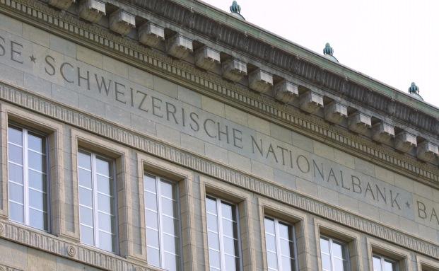 Die Schweizer Nationalbank hebt den Mindestkurs zwischen Schweizer Franken und Euro auf|© SNB
