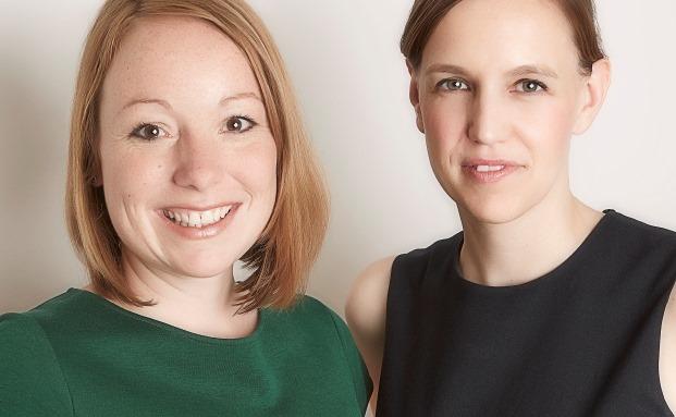 Haben mit vielen Unternehmensnachfolgerinnen gesprochen: Daniela Jäkel-Wurzer (links) und Kerstin Ott
