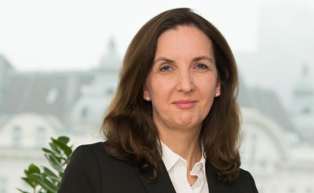 Ilona Wachter, Chefin der Betreuung institutioneller Kunden, leitet das Büro in Frankfurt