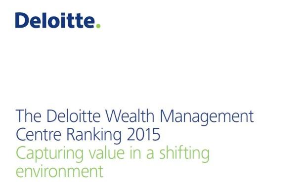 Die jüngste Studie von Deloitte aus der Schweiz dreht sich um die Entwicklung der globalen Wealth-Management-Standorte für internationale Kundengelder