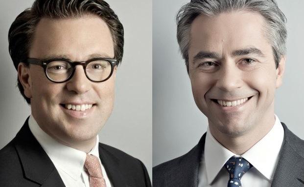 Julien Zornig (links) und Thomas Weinmann, Gründer und Partner bei der Private-Equity-Gesellschaft Astorius Capital, über Trends am Private-Equity-Markt 2015