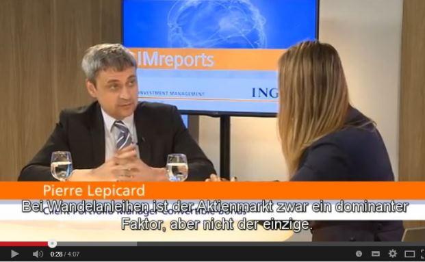 Convertible Bonds (09.03.2015): NNIP-Portfoliomanager Pierre Lepicard über die Entwicklung von Wandelanleihen