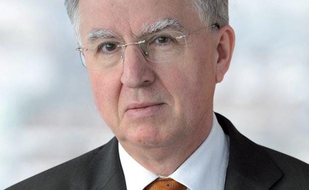 Hans-Heiner Bouley, Vorstandsmitglied der Sparkasse Pforzheim Calw
