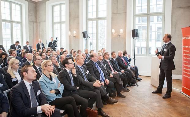 Vortrag von Philipp Koch, Unternehmensberater bei McKinsey & Company|© Christian Scholtysik