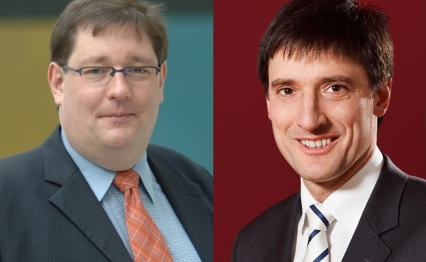 Die Rechtsanwälte und Stiftungsexperten Knut Mikoleit (links) und Gregor Seikel