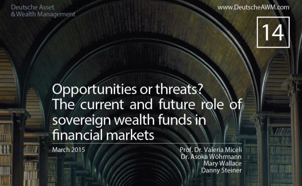 Die DeAWM hat ein Studie zu Staatsfonds herausgegeben|© DeAWM