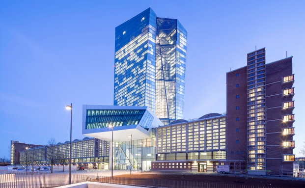 Neues QE-Programm, neue Zentrale, alles neu bei der EZB|© European Central Bank/Robert Metsch
