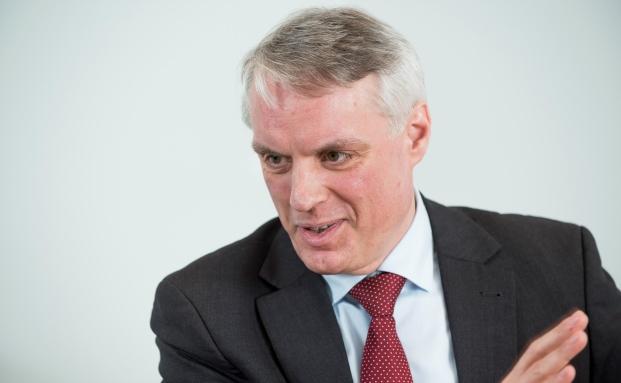 Stefan Kolb ist Leiter Private Port bei der Deutschen Asset & Wealth Management.|© Lutz Sternstein
