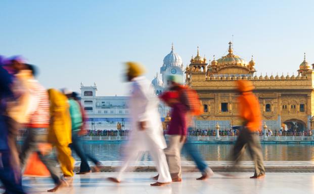 Eine US-Zinserhöhung und die Dollar-Stärke dürften sich auch in Indien nur minimal auf Unternehmen und Banken auswirken|© NNIP