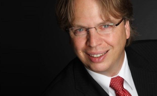 Uwe Schenk ist Geschäftsführer der Coburger Software-Firma Coryx