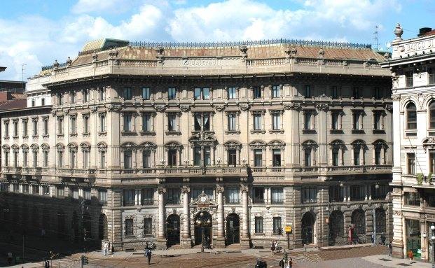 Die Unicredit Group, im Bild die Mailänder Zentrale, will sich aufs Private Wealth Management fokussieren