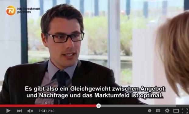 NN European High Yield (25.06.2015): Portfoliomanager Sebastiaan Reinders spricht über den High Yield-Markt und seine Renditeziele