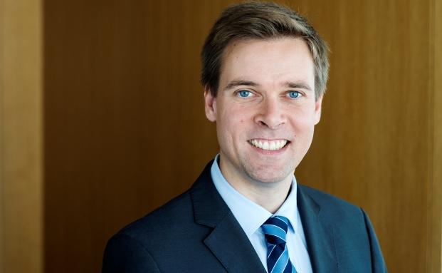 Andreas Leckelt, Geschäftsführer der Fintech-Holding Comvest