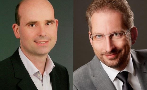 Die beiden neuen Vorstandsmitglieder des FPSB: Rolf Adam (links) und Carsten Mittermüller
