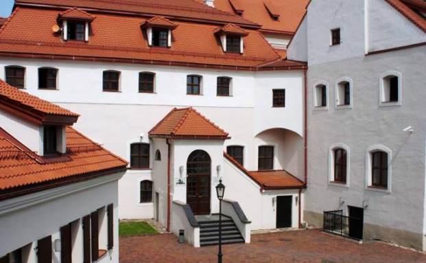 Der Hauptsitz von INVL Asset Management in Litauen