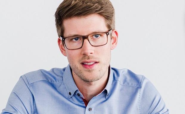 Gründer des Berliner Fintech-Unternehmens Kapilendo: Christopher Grätz