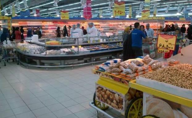 Supermarkt im Iran: Nach der Aufhebung der Sanktionen dürfte das Wirtschaftsleben einen Schub bekommen