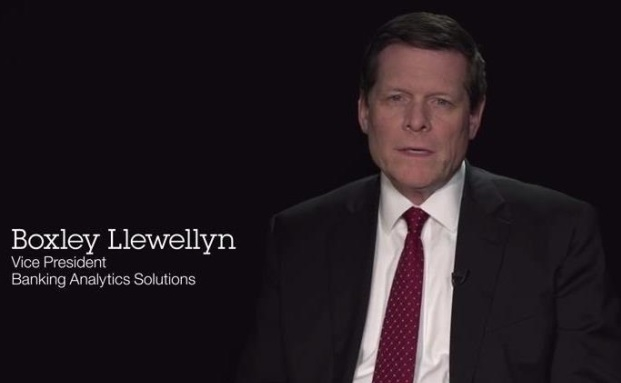 Boxley Llewellyn von IBM, Vice President Banking Analytics Solutions