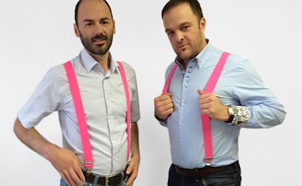Geschäftsführer von Updatemi: Andreas Schietz und Michael Hirschbrich|© Updatemi