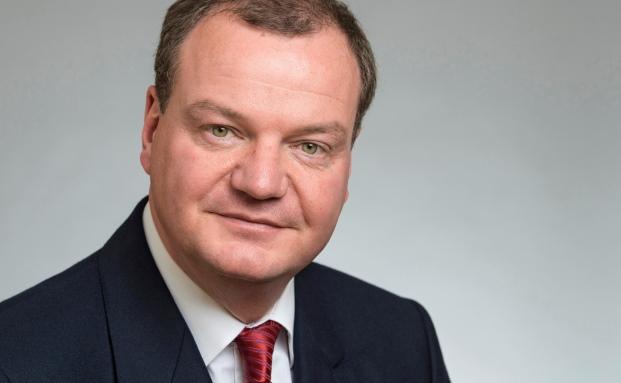 Treibt auch die Niedrigzinsphase um: Geschäftsführer der Hertie-Stiftung John-Philip Hammersen