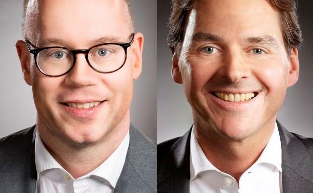 Karsten Junge (links) und Ralf Tasak vom Beratungsunternehmen Consileon