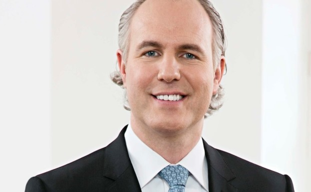 Musste 2014 einen Verlust von 7,3 Millionen Euro verschmerzen: Christoph Lieber, Chef der St. Galler Kantonalbank Deutschland